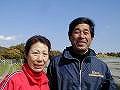 三崎八百辰・朝採り野菜のパワー・葉野菜の蛭田夫妻